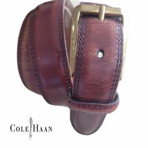 Cole Haan Leather Belt for Men